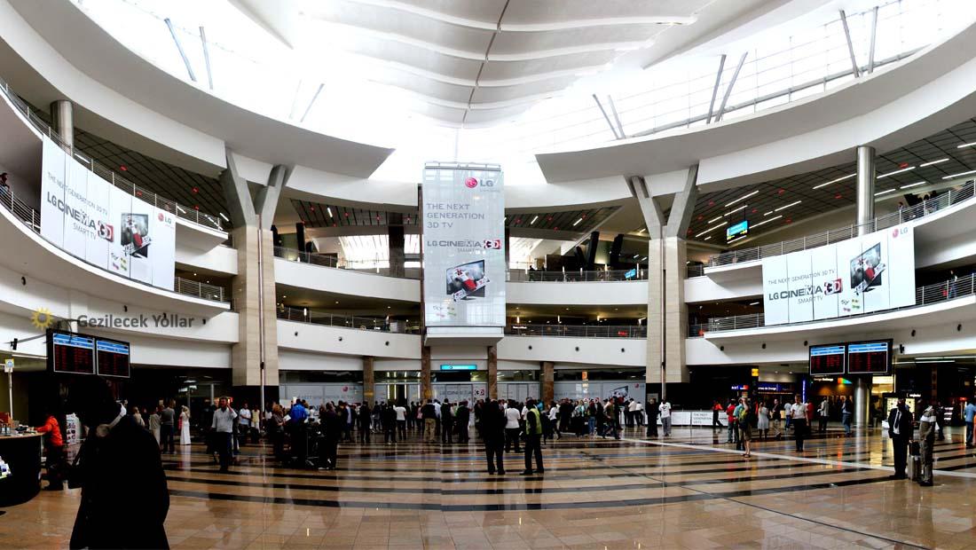 O R Tambo Uluslararası Havalimanı