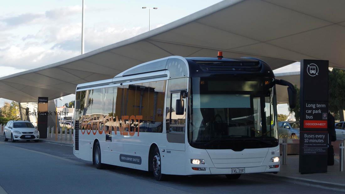 Perth Havaalanı Ulaşım Rehberi
