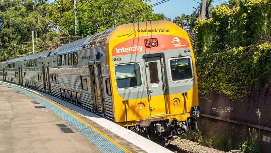 Sidney metro