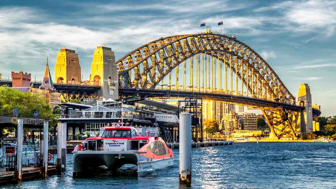 Sydney'de Gezilecek Yerler
