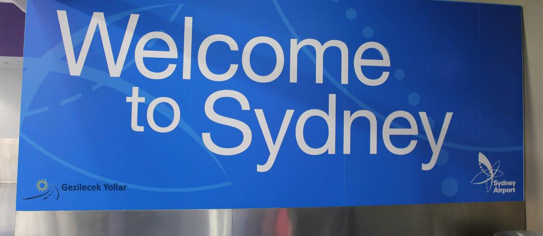Sydney 'da Ulaşım