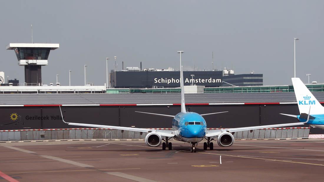 Amsterdam Schiphol Havalimanı