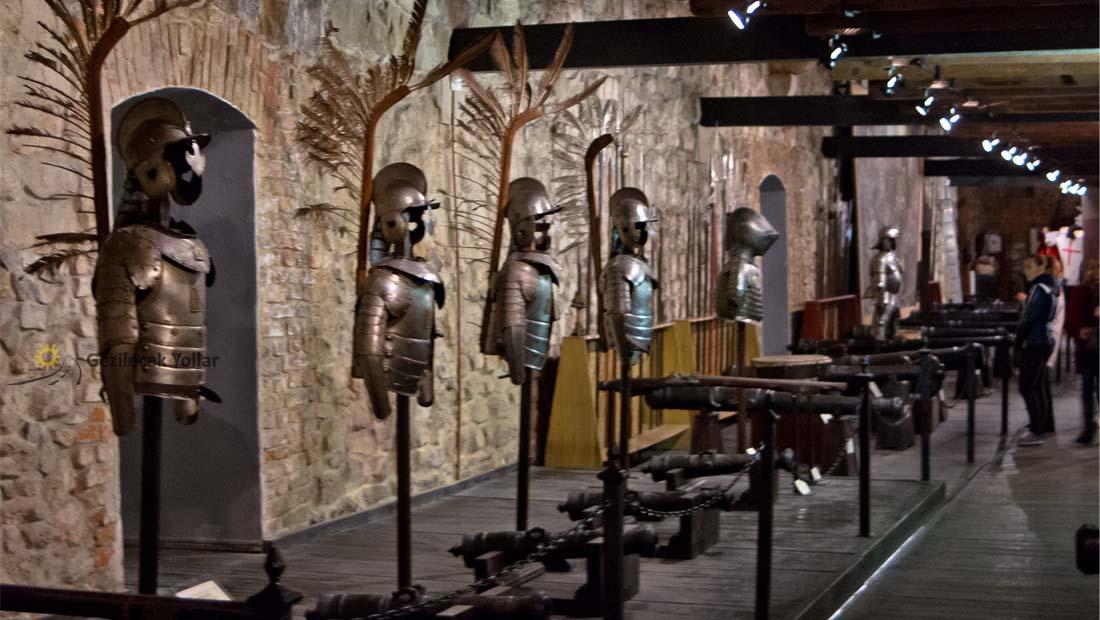 Lviv: Arsenal Silah Müzesi