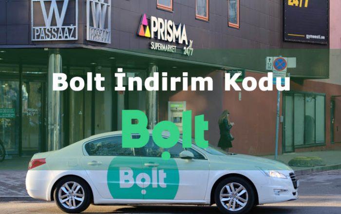 Bolt İndirim Kodu