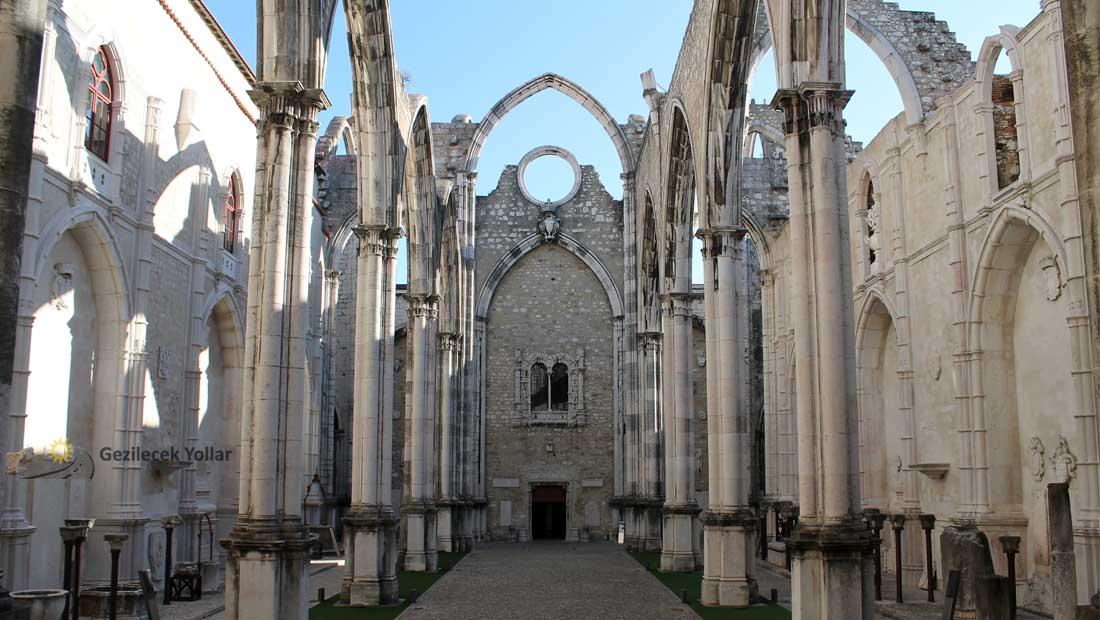 Lizbon Gezilecek Yerler Listesi