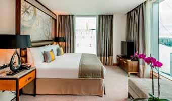 Londra Lüks Otel Tavsiyeleri