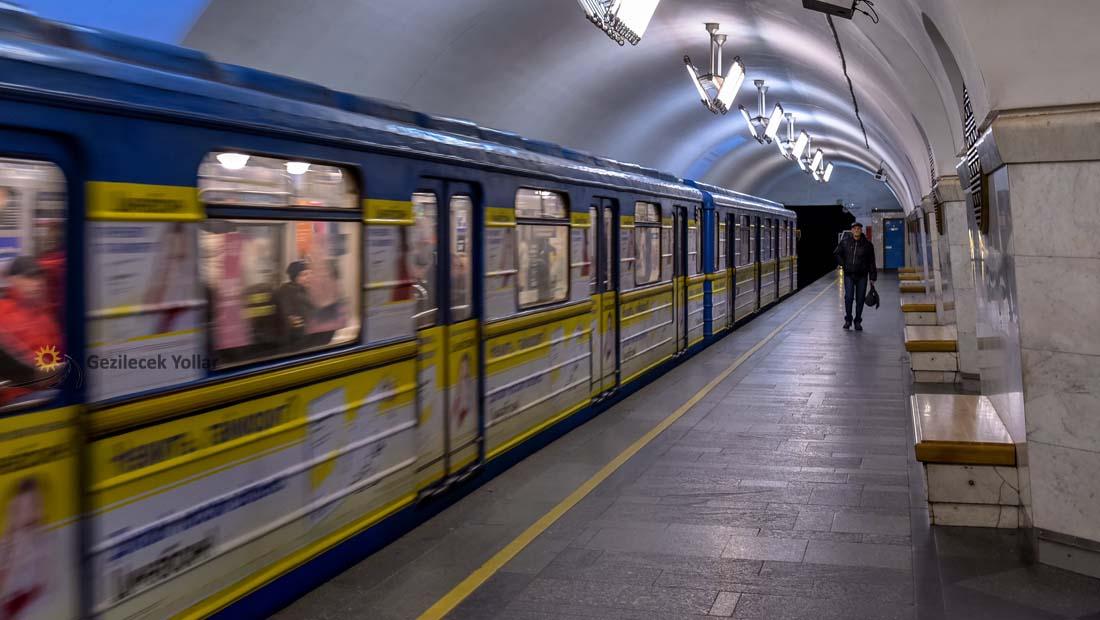 Kiev Havaalanı Ulaşım Rehberi