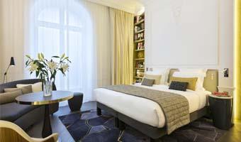 Paris Lüks Otel Tavsiyeleri