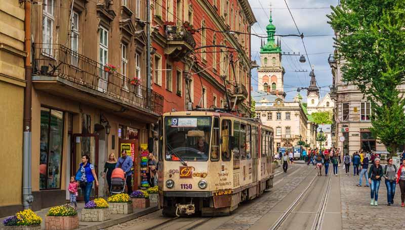 Lviv Gezilecek Yerler Listesi