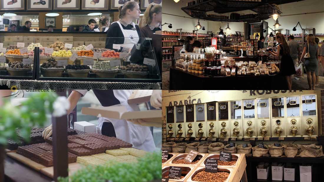 Lviv Kahve Fabrikası & Çikolata Fabrikası