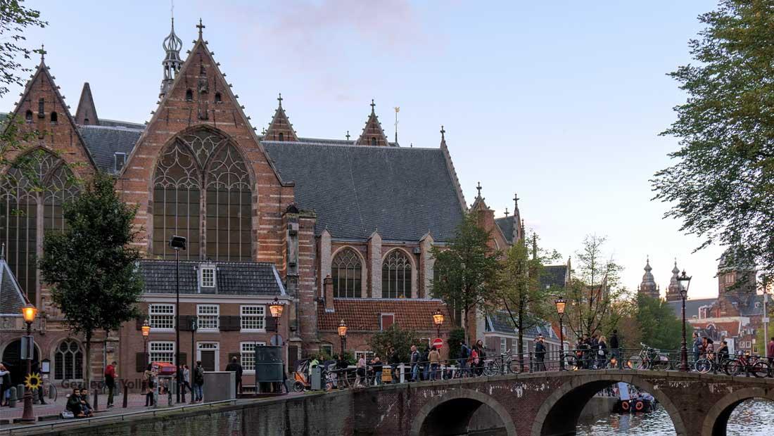 Amsterdam Gezilecek Yerler Listesi