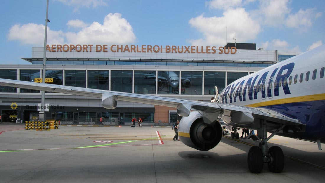 Brüksel Charleroi Havaalanı
