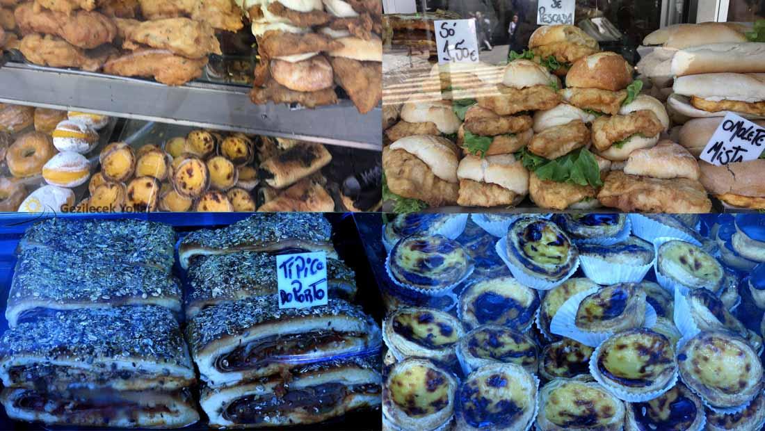 Porto Uygun Bütçeli Yemekler