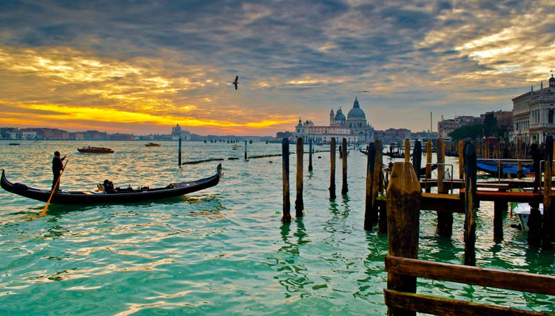 Venedik Gezilecek Yerler Listesi