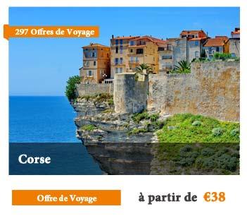 Corse: 15% de Réduction